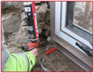 Self Build Project: Installing the windows
