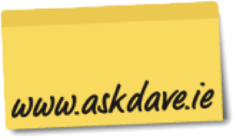 AskDave.ie teams up with MyHome.ie to bring you the best advice around