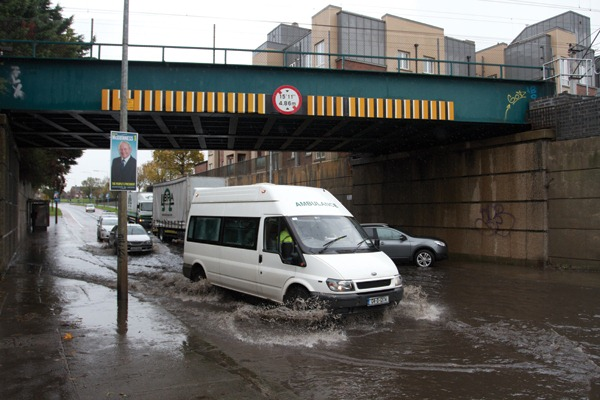 Insurance cost of €127 million for October floods