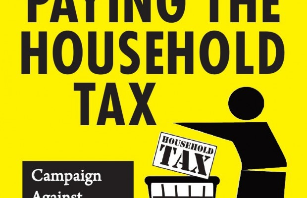 Nationwide campaign being planned against household charge