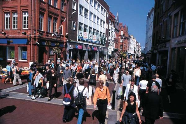 Rates in Dublin City Centre could be set to double