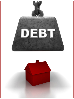 Quarter of all Irish mortgage debt susceptible to write-down