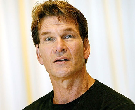 Swayze tops poll as most famous Patrick after our patron saint