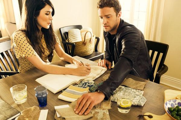Justin Timberlake launches new homewares collection