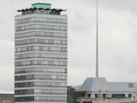 An Bord Pleanála refuse planning for new building at Liberty Hall