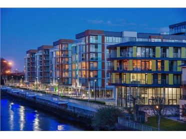 Clancy Quay on the market for €70m