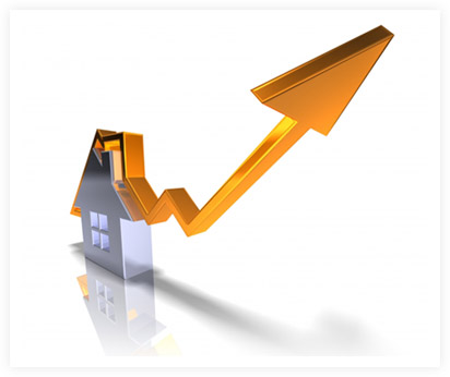 Residential property prices up by 1.8% nationally in the year to January