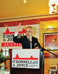 O'Donnellan and Joyce to auction 20 properties tomorrow