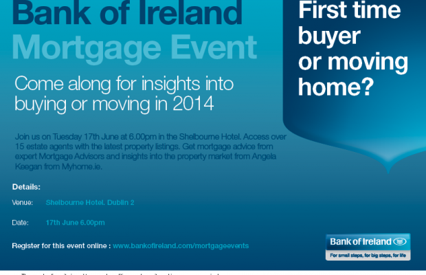 Bank of Ireland to host Open House event in Dublin tomorrow