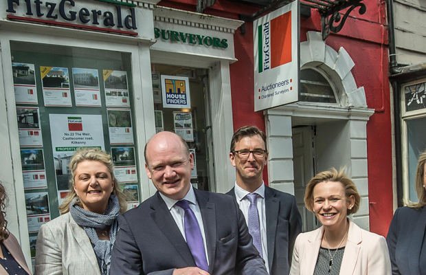 Lisney forms an alliance with FitzGerald Auctioneers in Kilkenny