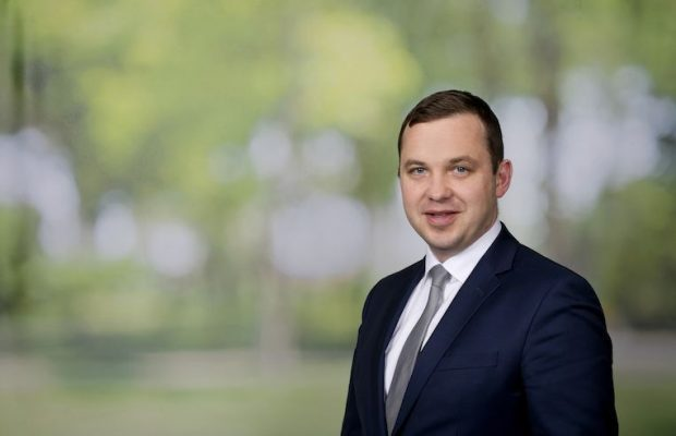 Mark Reynolds appointed as new managing director of Savills Ireland