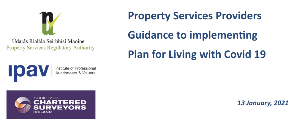 Guidelines for property viewings updated due to rising level of Covid-19 cases